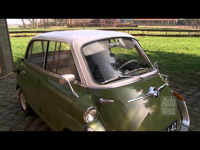 Favori Classics & Youngtimers - BMW Isetta 600 - With Loop Control  DY01