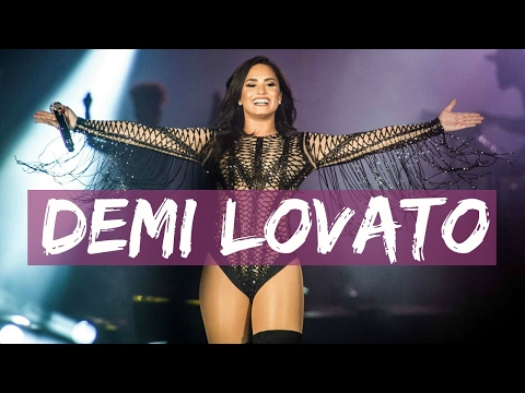 Demi Lovato RedFest DXB Performance