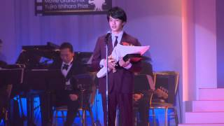 助演男優賞の池松壮亮は「(受賞は)素直にうれしいです。ただ、これで...