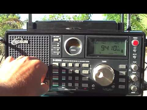 9410 khz BBC Shortwave Radio Via United Arab Emirates