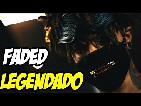 scarlxrd - FADED. (Legendado) [Videoclipe]