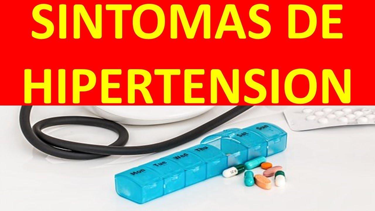 Sintomas De Presion Alta: ¿Cuáles Son Los Síntomas De La..