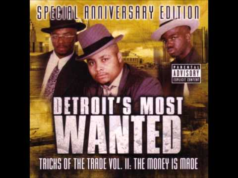 Detroit's Most Wanted - Backstabbers