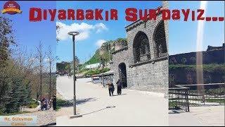 Gap Turu 12. Bölüm Diyarbakır Sur (Hz. Süleyman Camisi)