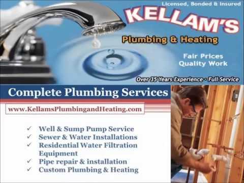 Fredericksburg, VA Plumbers- Kellam's Plumbing & Heating (540) 898-4535