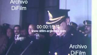 DiFilm - Policia Federal Argentina aniversario dia del periodista 1980