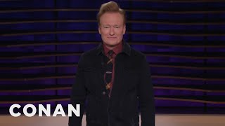 Conan: It's Better To Be Born Dumb & Have Rich Parents - CONAN on TBS