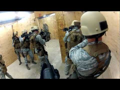 Security Forces Tactical Response Force Training