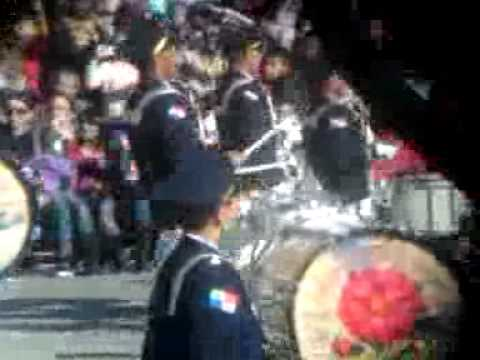 1/1/14 PANAMA's BAND! ROSE PARADE 2014! PASADENA