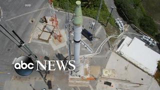 US successfully intercepts ICBM in historic test