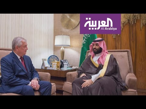 الرياض .. وفدان روسي وأميركي يبحثان حل الأزمة السورية  - نشر قبل 4 ساعة