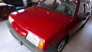 Экспортная Lada 2109 /1989 г./продают в Польше за 500 т .р