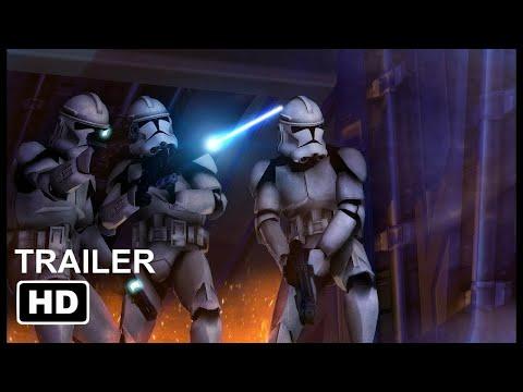 Star Wars Clone Wars Season 2 and 3 Funny Droids HD