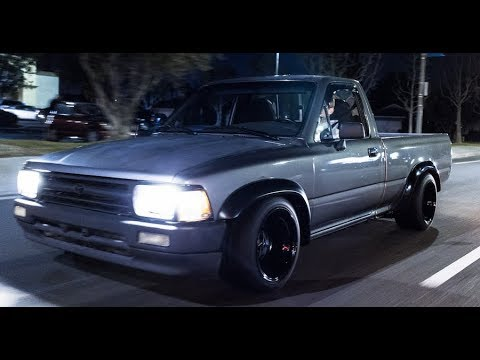 1994 Toyota   Pickup? - One Take