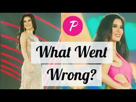 What Went Wrong? | Eva Patalinjug - Miss Grand International 2018