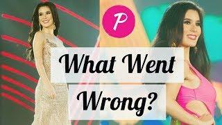 What Went Wrong?   Eva Patalinjug - Miss Grand International 2018