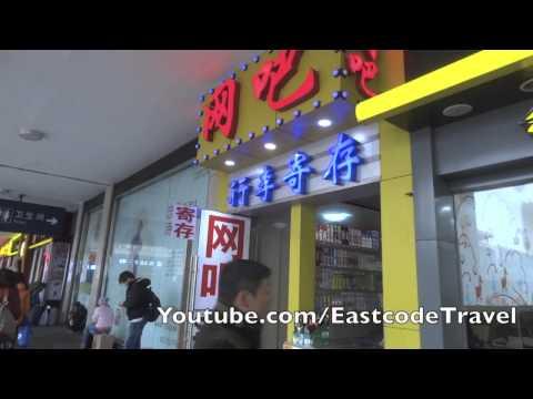 Changsha Railway station Hunan province