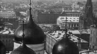 Москва, старая кинохроника 1908 док