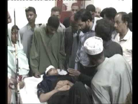Quick releif to Gharo accident patients