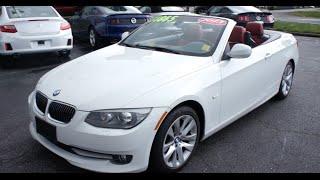 Video 2013 BMW 328i Convertible Walkaround, Start up, Tour and Overview download MP3, 3GP, MP4, WEBM, AVI, FLV Juli 2018