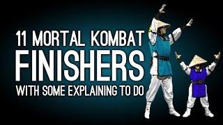 11 Mortal Kombat Finishers That Have Some Explaining to Do thumbnail