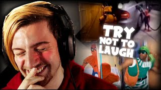 COMPLETELY WEAK FROM THESE CLIPS (tears again..) | Try Not To Laugh Challenge