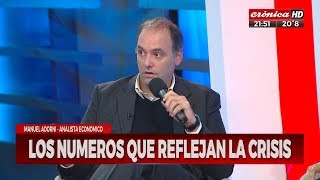 """Manuel Adorni en """"Hay otra historia"""" de Rosario Lufrano, por Crónica TV - 16/05/19"""