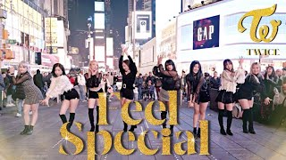 [KPOP IN PUBLIC CHALLENGE NYC] TWICE (트와이스) - Feel Special Dance Cover One Take Ver. | 커버댄스