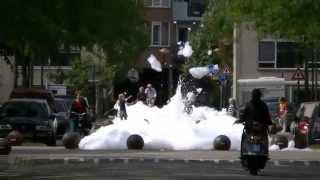 Gooi een fontein vol met zeep [Opdracht]