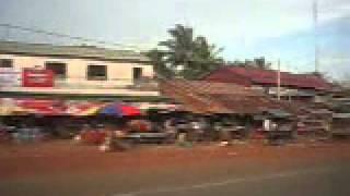 видео Как мы добирались из Хошимина в Сиануквиль