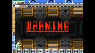 MegaMan X: Corrupted - Weapon Factory