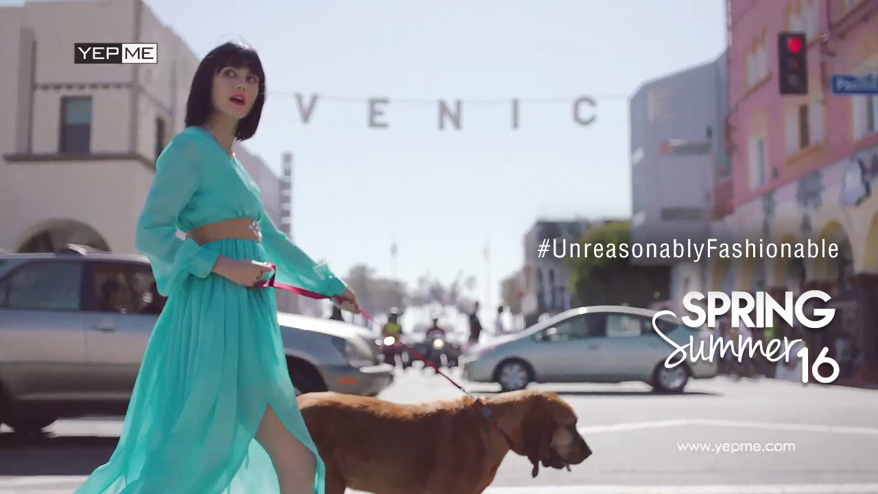 Spring Summer Collection TVC - Unreasonably Fashionable TV Ad by Yepme