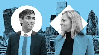 video: Watch - A day with Rishi Sunak: How does the Chancellor's 'Plan for Jobs' hold up a year on?