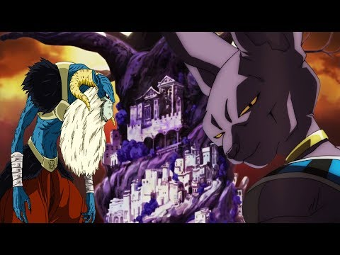 The Relationship Between Beerus and Moro, Dragon Ball Super Story