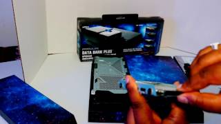 Nyko Data Bank Plus for PS4: Unbox & Installation