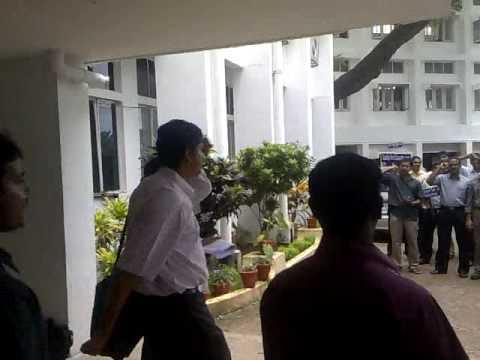 AIGETOA Kerala CGM Dharna Trivandrum 31- 07- 2009