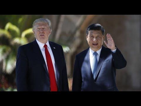 Donald Trump đã Bắt đầu 'ra Tay' Với Trung Quốc ở Biển Đông