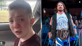 WWE Superstars speak out against bullying and support Keaton: WWE Now