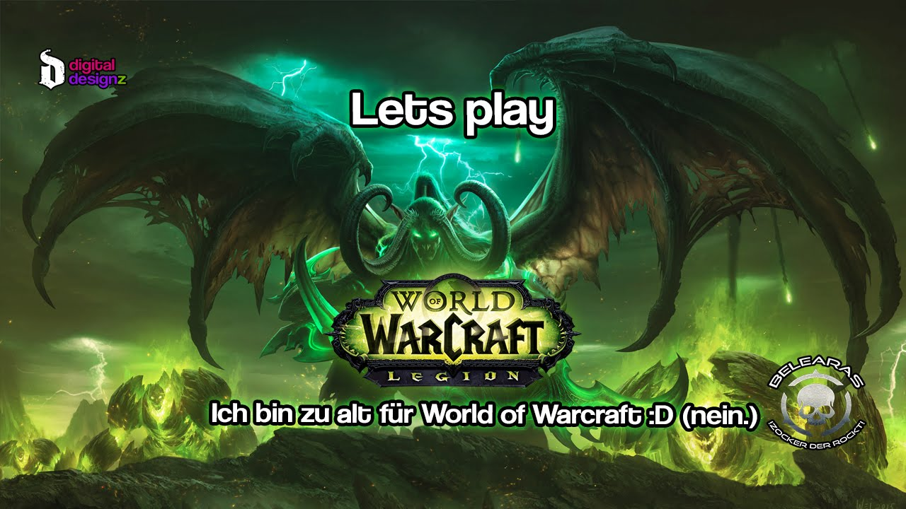 world of warcraft stream german