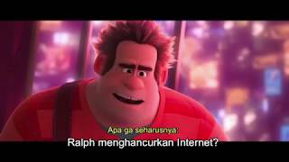 Download lagu Wreck it Ralph 2 - Ralph Breaks the Internet - Trailer 2 [SUB INDO]