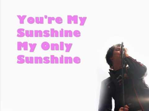Penelope Song - You're My Sunshine _ Lyrics