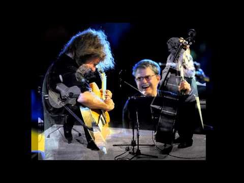 "Charlie Haden tribute ""Spiritual"" bass solo version"