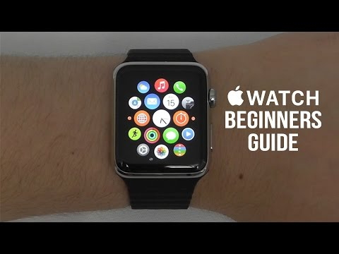 Apple Watch - Complete Beginners Guide