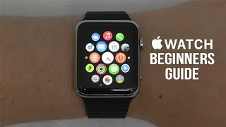Apple Watch - Comṗlete Beginners Guide