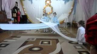 Небеса танец