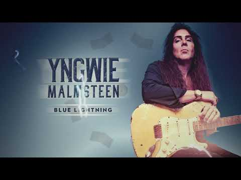 Yngwie Malmsteen - Blue Lightning (Official Lyric Video) 2019