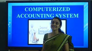 I PUC   ACCOUNTANCY   COMPUTERIZED ACCOUNTING SYSTEM -2