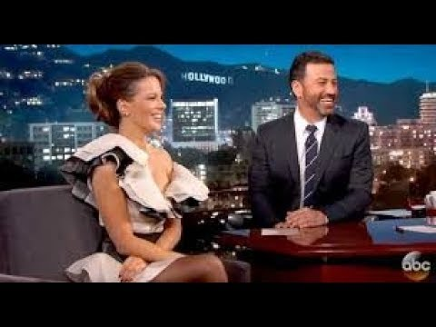 Kate Beckinsale Embarrasses Her Daughter, Claims She Has a Crush on Jimmy Kimmel