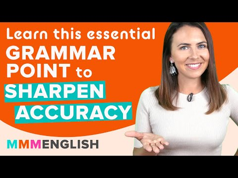 Perfect Your English Grammar ? Stative Verbs & Continuous Tenses