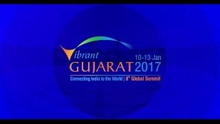 Vibrant Gujarat Global Summit 2017 Curtain Raiser